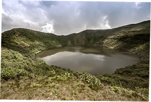 mt Bisoke Crater Hike
