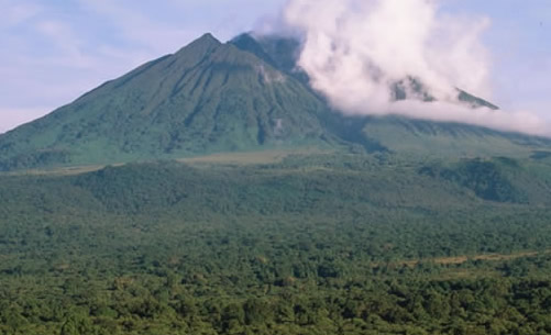 The Virunga massif