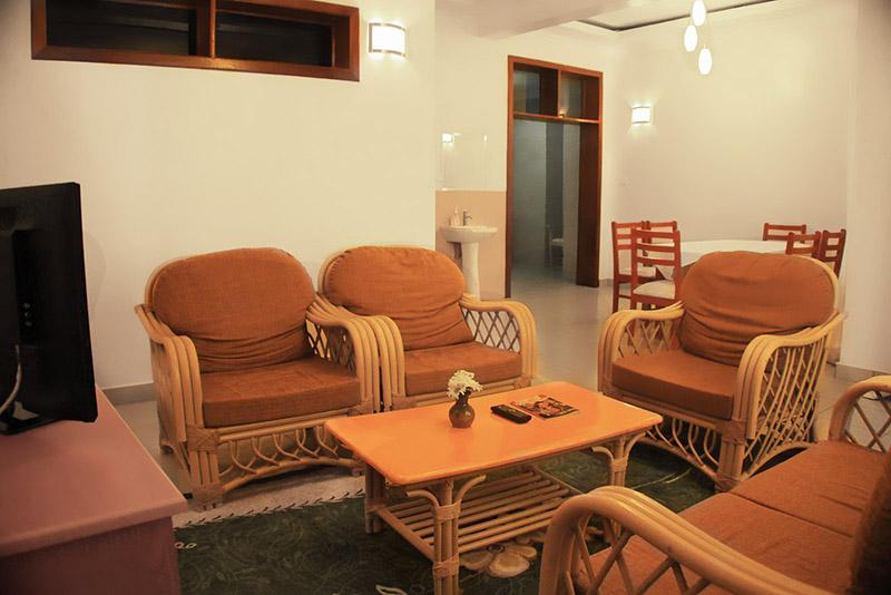 Faraja Hotel Accommodation In Volcanoes Np