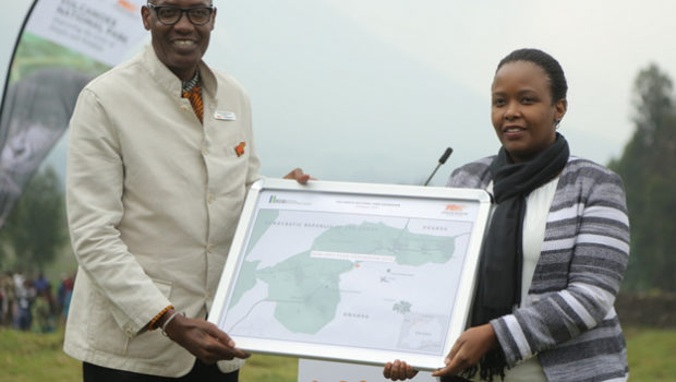 AWF Donates Land to Expand Volcanoes National Park