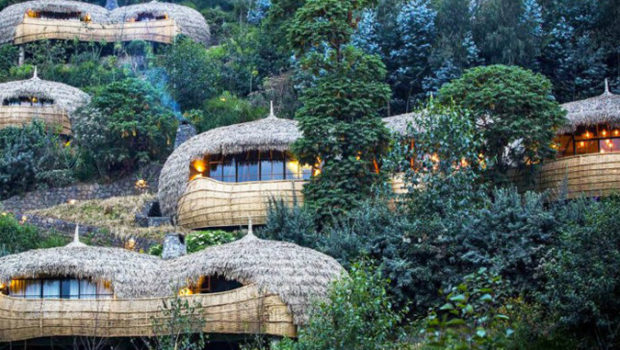 Bisate Lodge Ranked among world's Best new hotels.