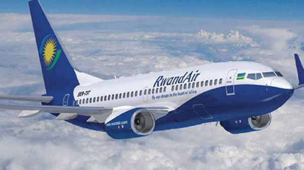 Rwandair Direct Flights to Abuja, Cape Town
