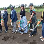The Construction Of Ellen DeGeneres Campus Commences In Kinigi Rwanda