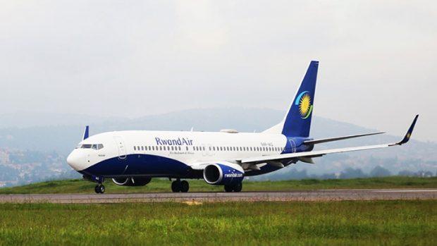 Rwanda air flight to Telaviv