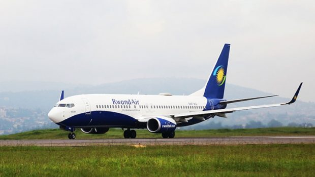 RwandaAir's Direct flights to Tel Aviv