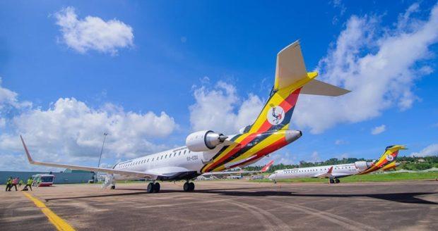 Uganda Airlines Flights to Rwanda