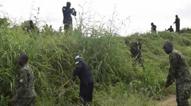 Rebel Attack in Rwanda
