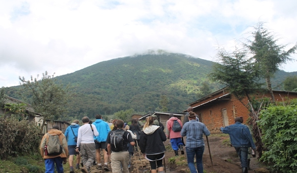 Virunga-Volcanoes